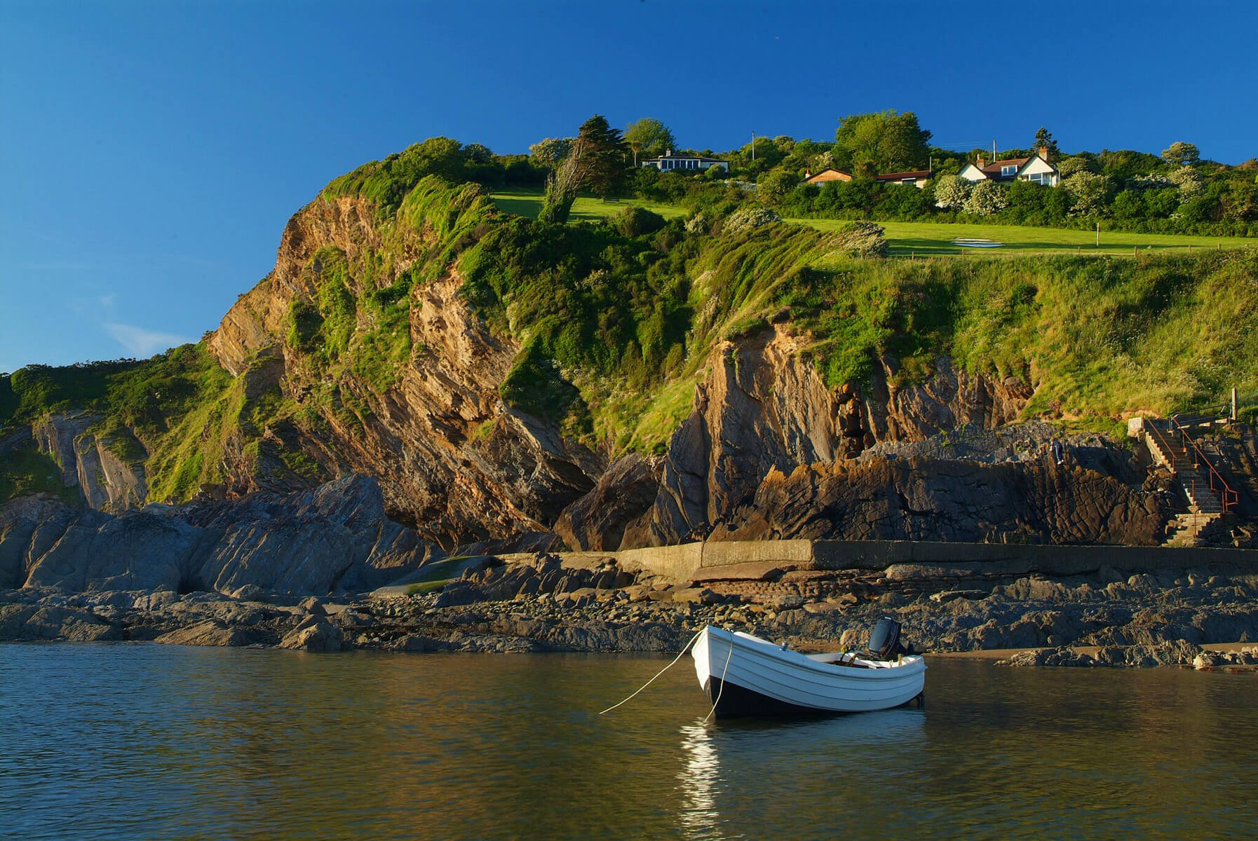Combe Martin 2 preview - A different view of England