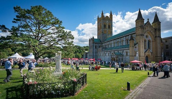 Buckfast Abbey 600x344 - Active and Outdoors