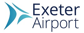 Exeter Airport - Location