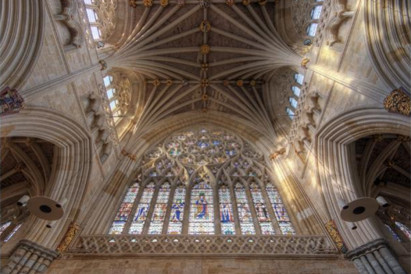 Exeter Cathedral 600x400 - Heritage and Genealogy