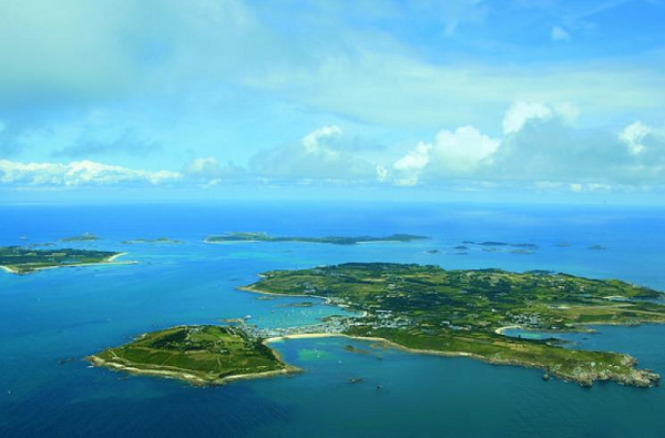Isles of Scilly 600x395 - Active and Outdoors