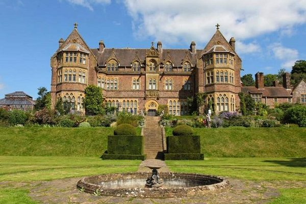Knightshayes Court 600x400 - Heritage and Genealogy