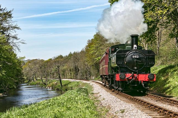 South Devon Steam Railway 600x400 - Heritage and Genealogy
