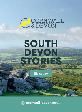 South Devon Stories Cover - South Devon Stories