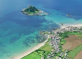 St Michaels Mount - Wake Up in Cornwall