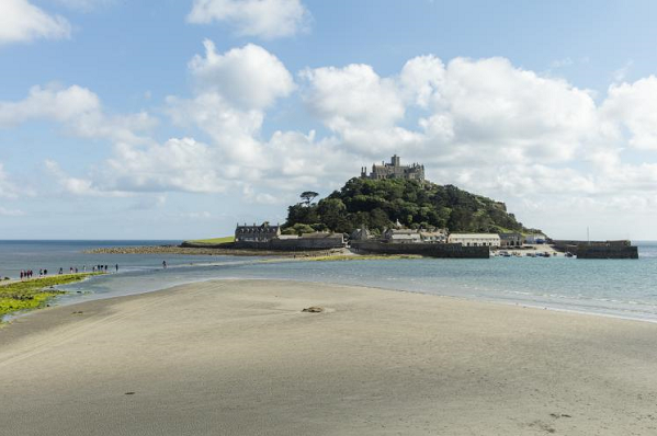 St Michaels Mount 1 - Cornwall and Devon by Mini Coach