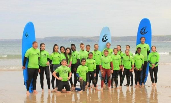 Surf Schools 600x363 - Active and Outdoors