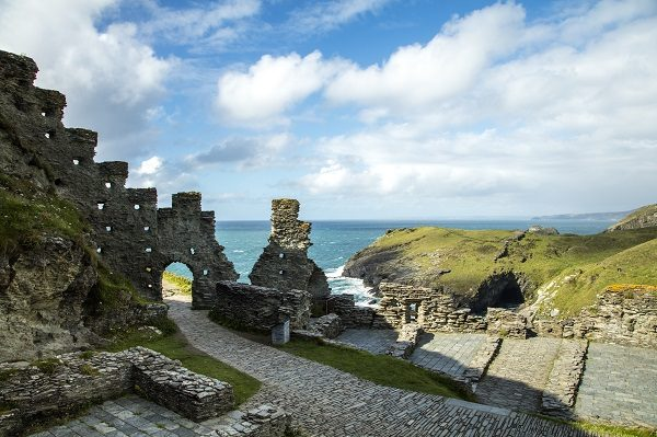 Tintagel 600x399 - Heritage and Genealogy