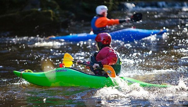 White Water Rafting 600x343 - Active and Outdoors