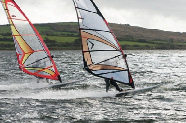 Windsurfing Stithians - Active and Outdoors